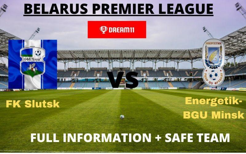 Bielorussia, Slutsk-Energetik-BGU: quote e pronostico (08/05/2020)