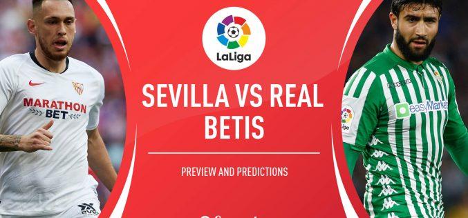 Liga, Siviglia-Betis: quote, probabili formazioni e pronostico (11/06/2020)