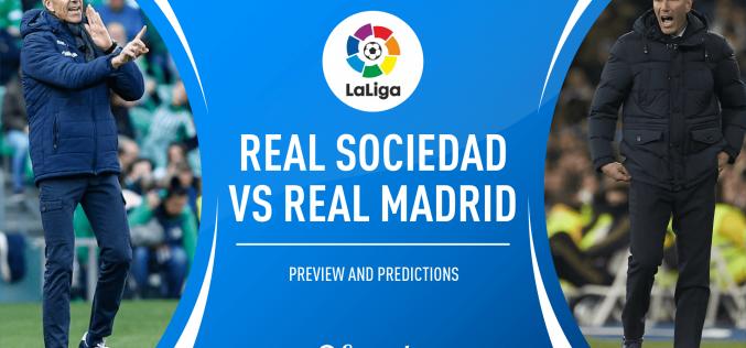 Liga, Real Sociedad-Real Madrid: quote, probabili formazioni e pronostico (21/06/2020)