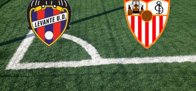 Liga, Levante-Siviglia: quote, probabili formazioni e pronostico (15/06/2020)