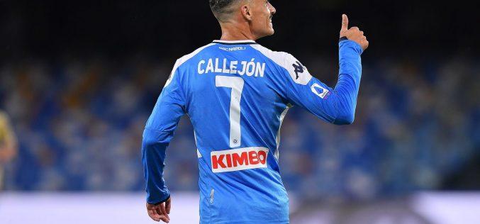 Napoli, si valuta il futuro di Callejon: e spunta il nome di Under