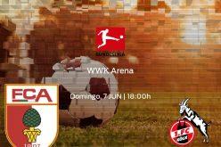 Bundesliga, Augsburg-Colonia: quote, probabili formazioni e pronostico (07/06/2020)
