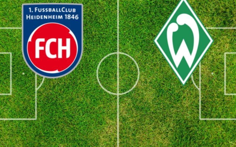 Bundesliga, Heidenheim-Brema: quote, probabili formazioni e pronostico (06/07/2020)