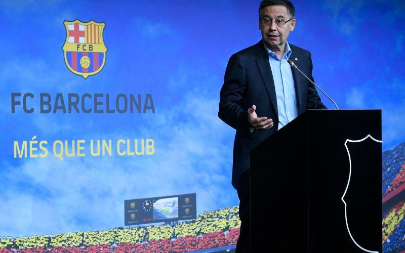 """Barcellona, Bartomeu annuncia: """"C'è tempo per l'affare Lautaro"""""""
