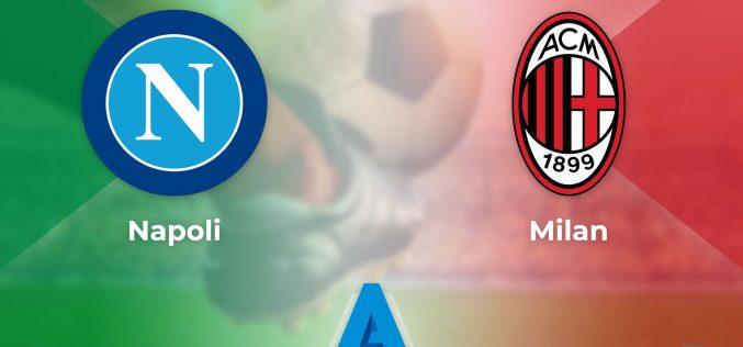 Serie A, Napoli-Milan: quote, probabili formazioni e pronostico (12/07/2020)