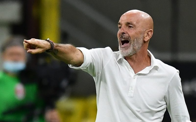 """Milan, parla Pioli: """"Voglio l'Europa League; che bello vedere Ibra felice…"""""""