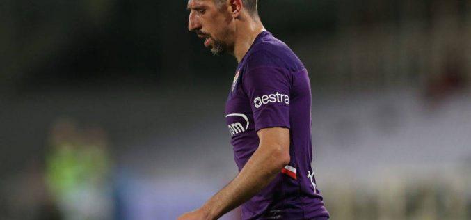 """Firoentina, Ribery sgonfia il caso: """"Mai fatto marcia indietro, viola per sempre"""""""