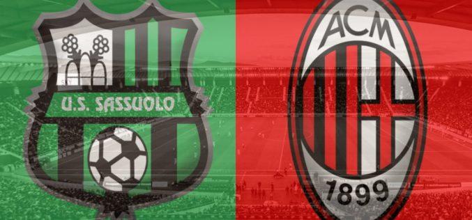 Serie A, Sassuolo-Milan: quote, probabili formazioni e pronostico (21/07/2020)