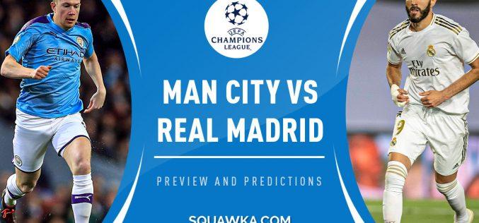 Champions League, Manchester City-Real Madrid: quote, probabili formazioni e pronostico (07/08/2020)
