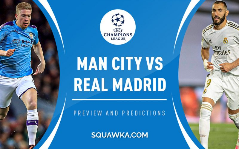 Champions League, Manchester City-Real Madrid: quote, probabili formazioni e pronostico (07/08/2020)