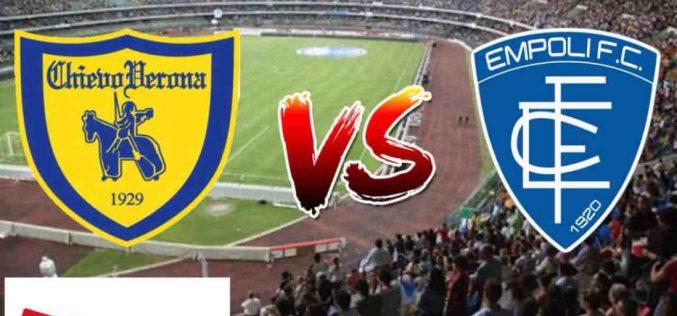Serie B – Play-off, Chievo-Empoli: quote, probabili formazioni e pronostico (04/08/2020)