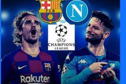 Champions League, Barcellona-Napoli: quote, probabili formazioni e pronostico (08/08/2020)