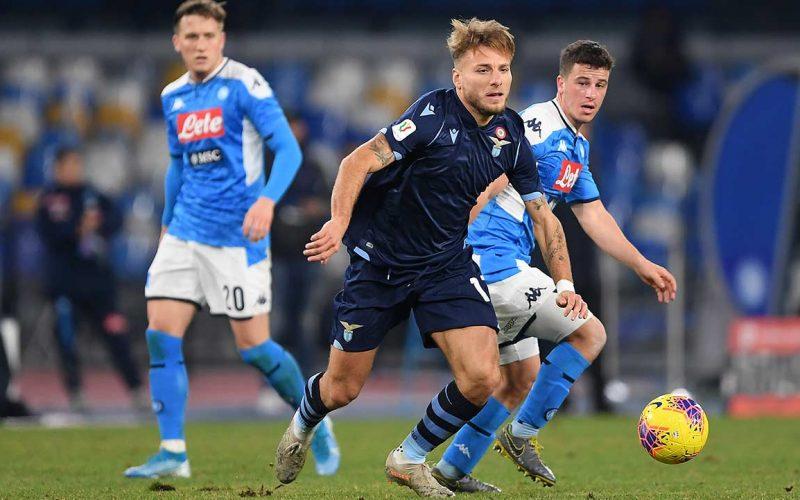 Serie A, Napoli-Lazio: quote, probabili formazioni e pronostico (01/08/2020)