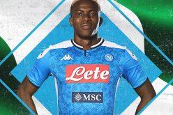 Osimhen-Napoli è ufficiale: ecco le cifre del trasferimento