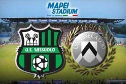 Serie A, Sassuolo-Udinese: quote, probabili formazioni e pronostico (02/08/2020)