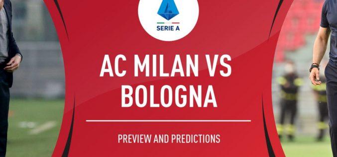 Serie A, Milan-Bologna: quote, probabili formazioni e pronostico (21/09/2020)