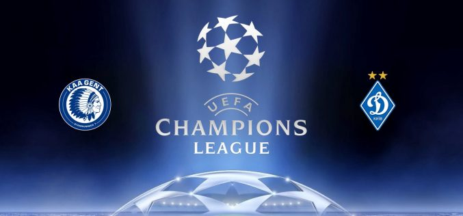 Champions League, Gent-Dinamo Kiev: quote, pronostico e probabili formazioni (23/09/2020)