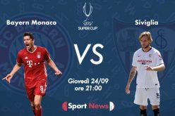 Supercoppa Europea, Bayern Monaco-Siviglia: quote, pronostico e probabili formazioni (24/09/2020)
