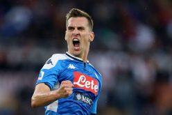 Napoli, Milik via a gennaio? Inter e Milan ci pensano