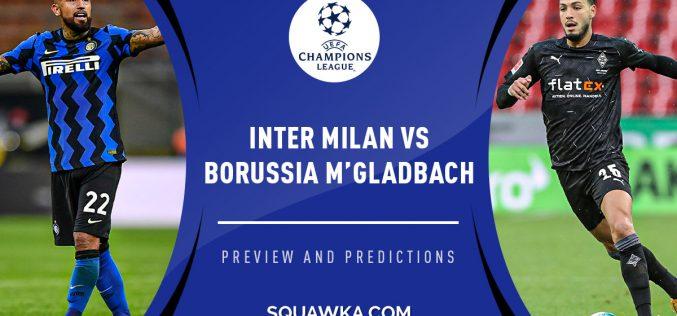 Champions League, Inter-Monchengladbach: quote, pronostico e probabili formazioni (21/10/2020)