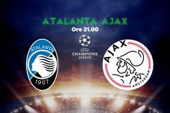 Champions League, Atalanta-Ajax: quote, pronostico e probabili formazioni (27/10/2020)