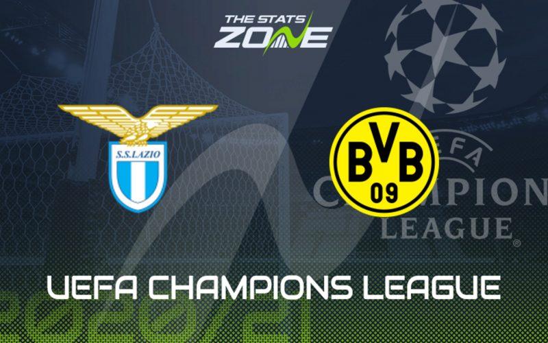 Champions League, Lazio-Borussia Dortmund: quote, pronostico e probabili formazioni (20/10/2020)