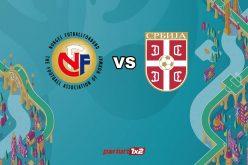 Spareggi Euro 2021, Norvegia-Serbia: quote, pronostico e probabili formazioni (08/10/2020)