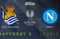 Europa League, Real Sociedad-Napoli: quote, pronostico e probabili formazioni (29/10/2020)