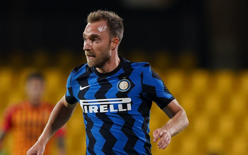 """Inter, Eriksen avvisa: """"Non voglio stare in panchina per tutto l'autunno"""""""