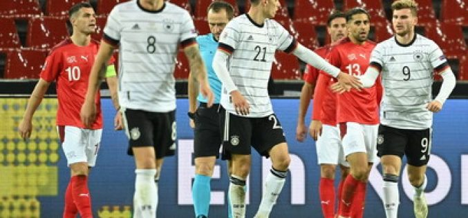 Nations League, Spagna k.o; Germania fermata sul pari
