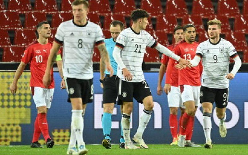 Nations League, Spagna k.o; Germania fermata sul pari