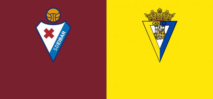 Liga, Eibar-Cadice: quote, pronostico e probabili formazioni (30/10/2020)