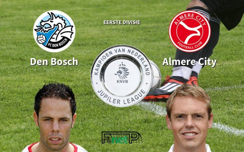 Olanda Eerste Divisie, Den Bosch-Almere: pronostico e quote (06/10/2020)