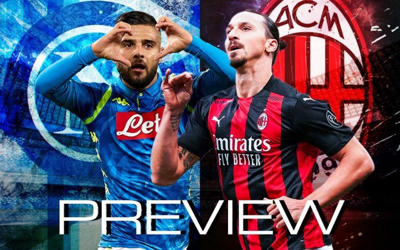 Serie A, Napoli-Milan: quote, pronostico e probabili formazioni (22/11/2020)
