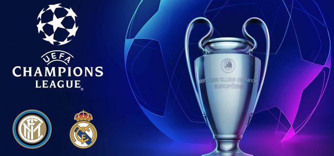 Champions League, Inter-Real Madrid: quote, pronostico e probabili formazioni (25/11/2020)