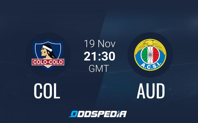 Cile, Colo Colo-Audax Italiano: quote e pronostico (19/11/2020)