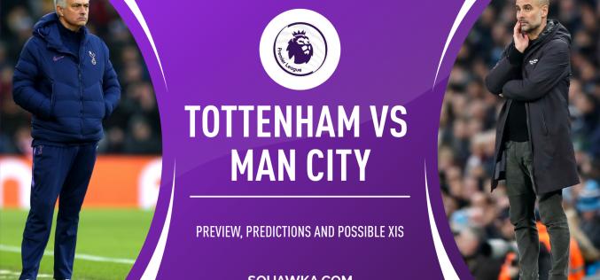 Premier League, Tottenham-Manchester City: quote, pronostico e probabili formazioni (21/11/2020)
