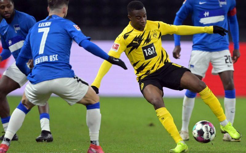 Bundesliga, Dortmund k.o. anche con l'Union Berlino ma Moukoko entra nella storia