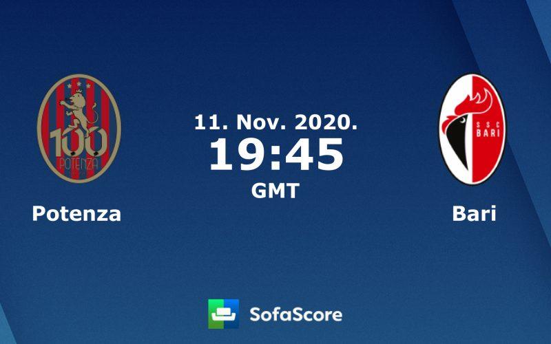 Serie C, Potenza-Bari: quote, pronostico e probabili formazioni (11/11/2020)