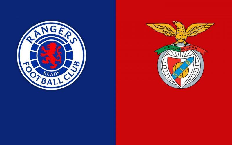 Europa League, Rangers-Benfica: quote, pronostico e probabili formazioni (26/11/2020)