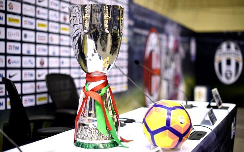 Supercoppa, Juve-Napoli si giocherà in Italia!