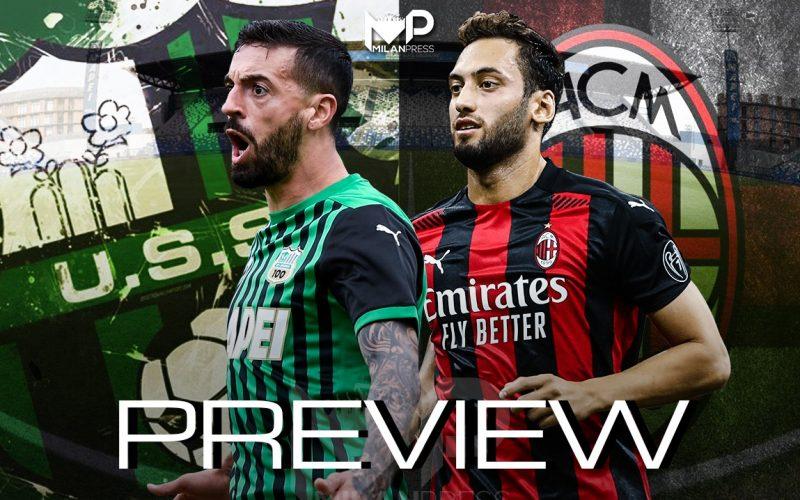 Serie A, Sassuolo-Milan: quote, pronostico e probabili formazioni (20/12/2020)