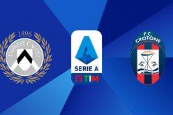Serie A, Udinese-Crotone: quote, pronostico e probabili formazioni (15/12/2020)