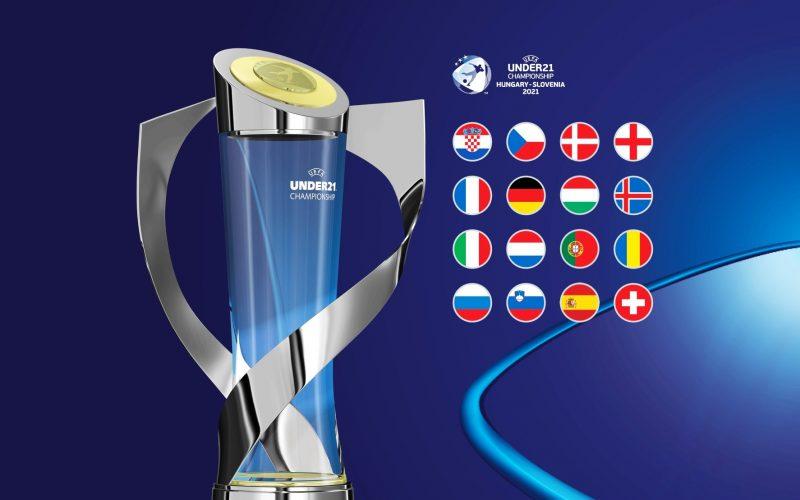 Italia Under 21, girone Europei con Spagna, Slovenia e Rep.Ceca