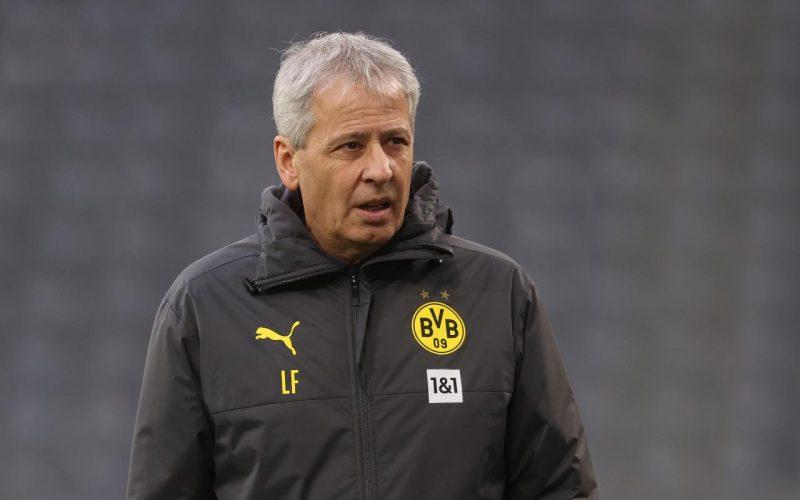 Ufficiale, il Borussia Dortmund esonera Favre