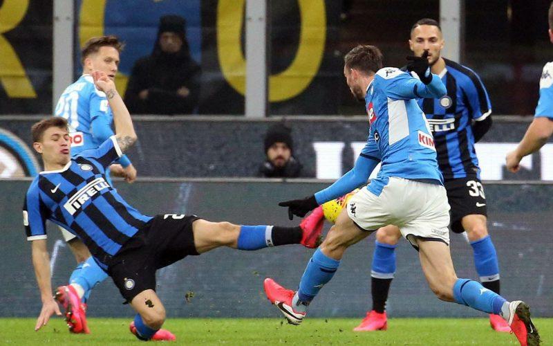 Serie A, Inter-Napoli: quote, pronostico e probabili formazioni (16/12/2020)