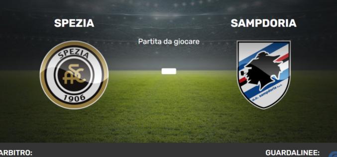 Serie A, Spezia-Sampdoria: quote, pronostico e probabili formazioni (11/01/2021)