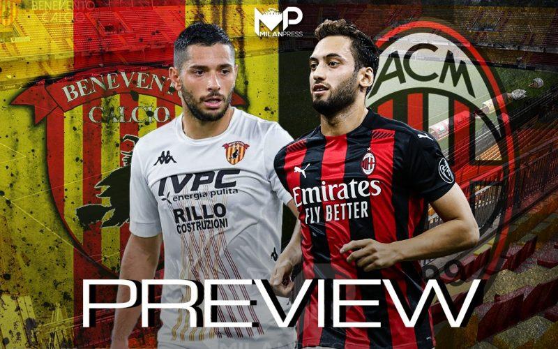 Serie A, Benevento-Milan: quote, pronostico e probabili formazioni (03/01/2021)