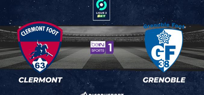 Ligue 2, Clermont-Grenoble: quote e pronostico (05/01/2021)