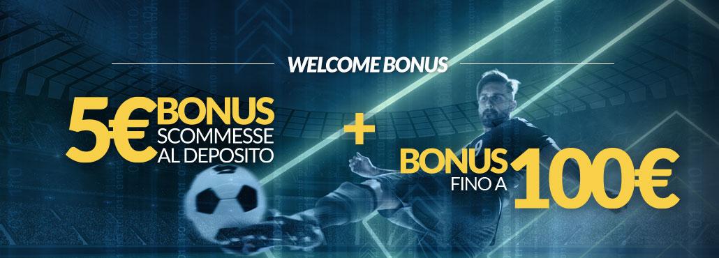 eurobet welcome bonus 2021 new